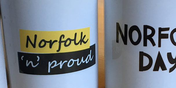 Happy Norfolk Day