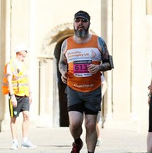 Robert Barrett in Run Norwich